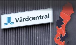 Landsting som ersätter vårdcentralerna efter diagnoser (TV4 Nyheterna)