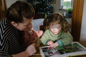 Photo Album Family Baby Dublin