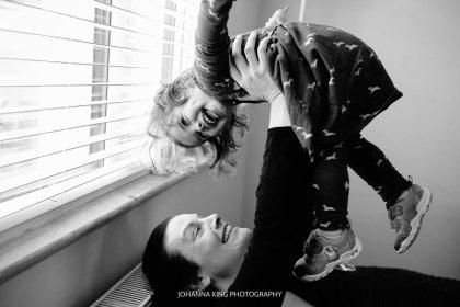 Home Family and Breastfeeding Photo Session Dublin