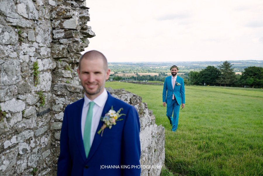 Same-sex wedding at The Mill House in Slane