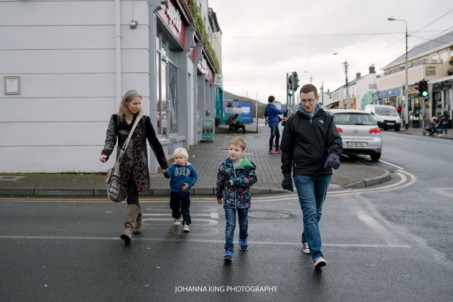 Greystones Documentary Family Session