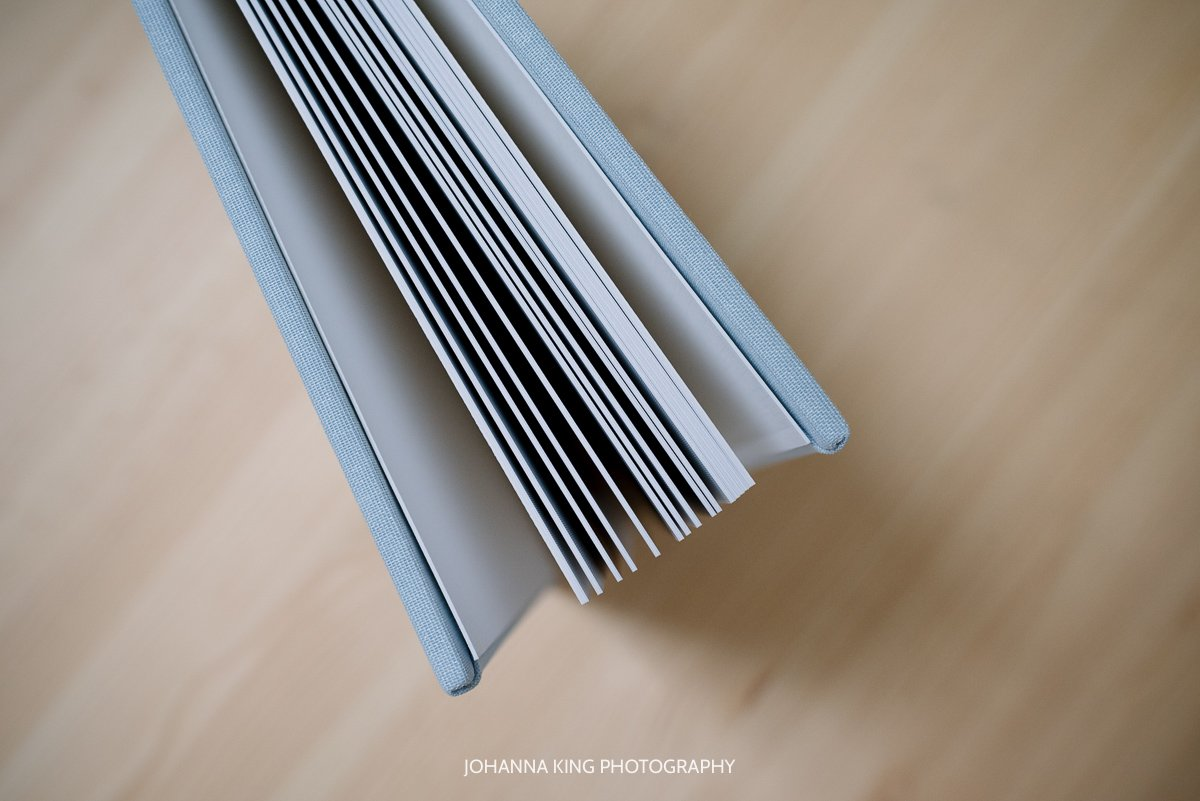 Professional photo album thick pages