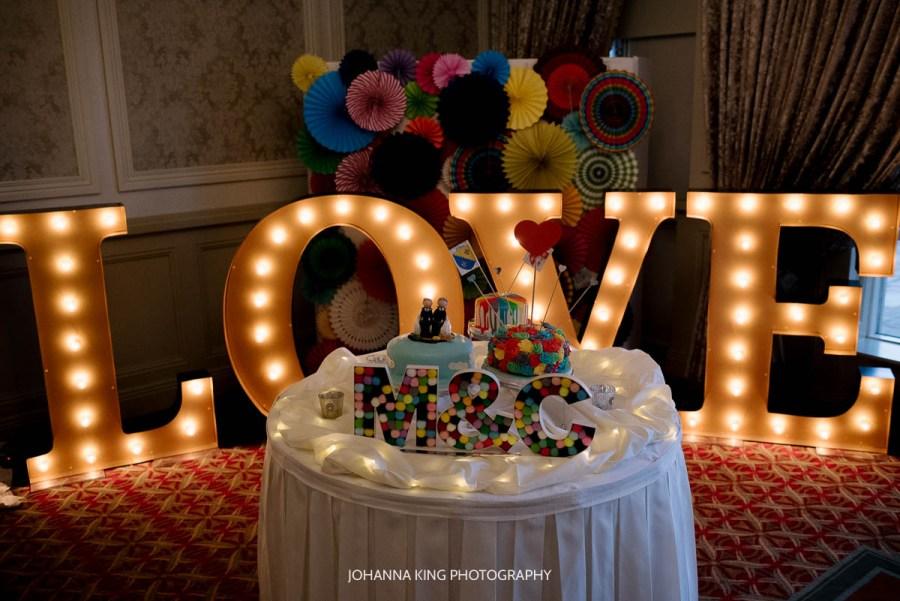 Same-Sex Dublin Wedding Documentary Photographer