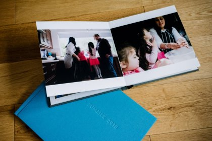 Dublin Family Photographers Photo Books 20