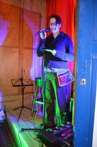 Johanna leest (c) foto Gust Peeters