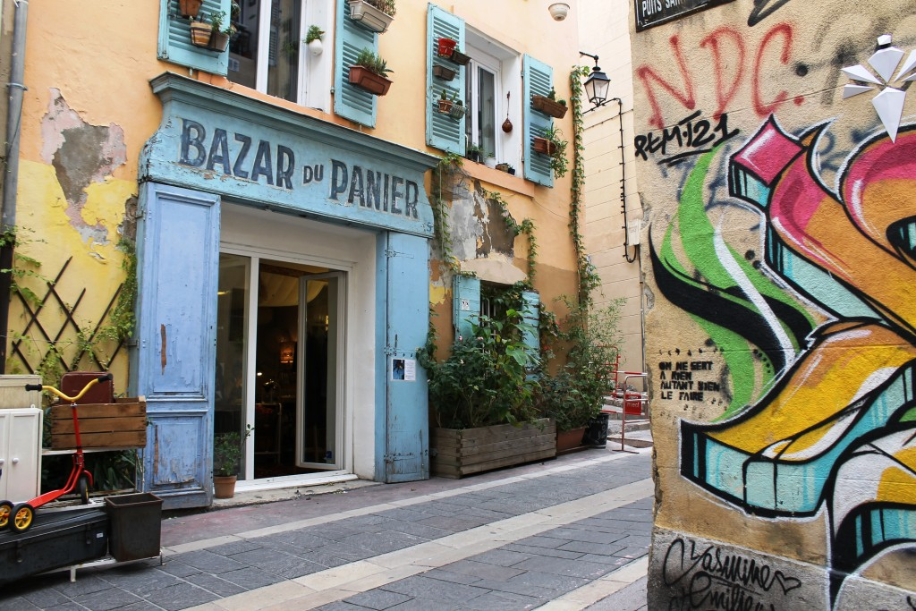 Marseille le panier old town 16