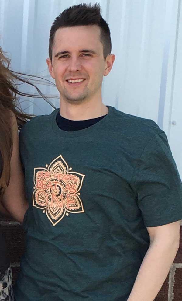Green unisex HB1 shirt