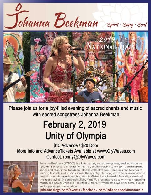 Johanna Feb 2nd event poster