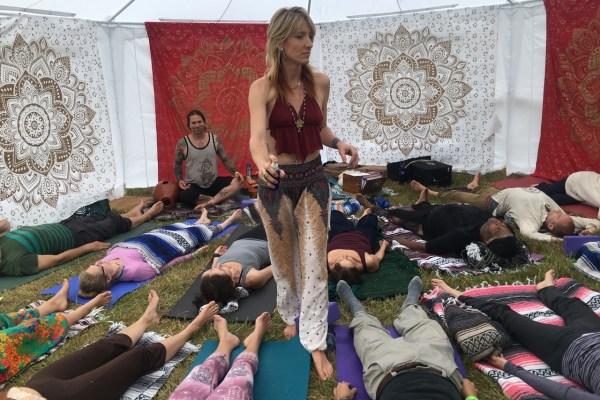 Johanna Lullaby Yoga