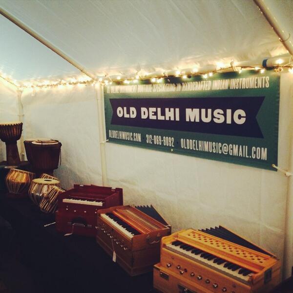 Old Delhi Music