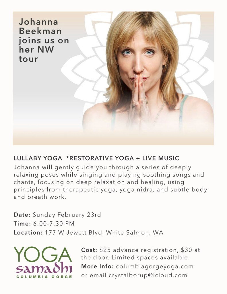 Johanna_Beekman Yoga Samadhi poster 2020 copy