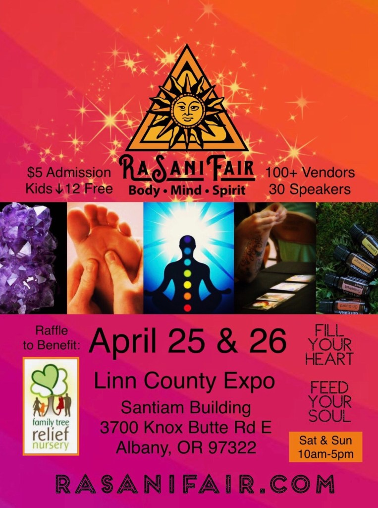 Spring 2020 RaSani Fair Poster