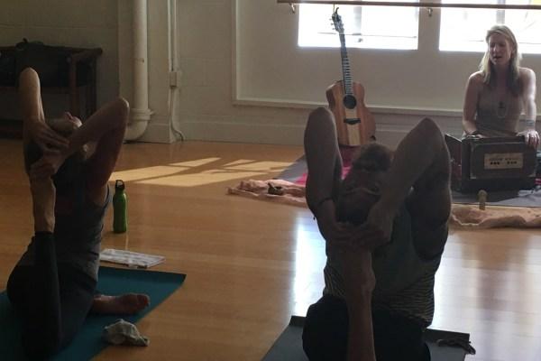 Live Music Yoga