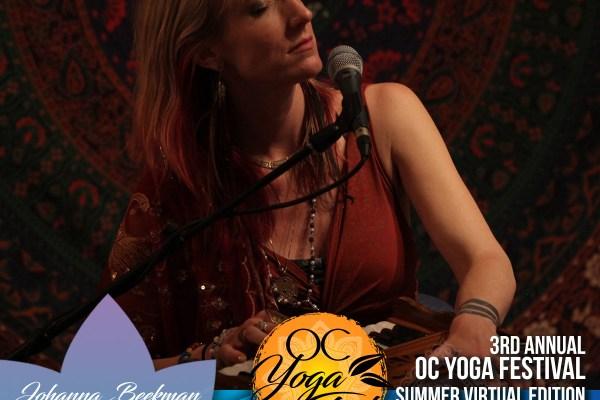 Johanna OC Yoga Festival