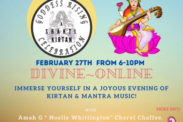 Goddess Rising Fest
