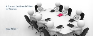 place at board table women