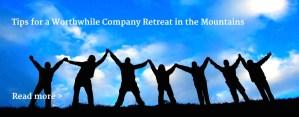 company retreat