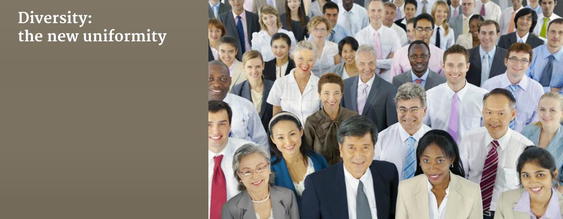 diversity the new uniformity
