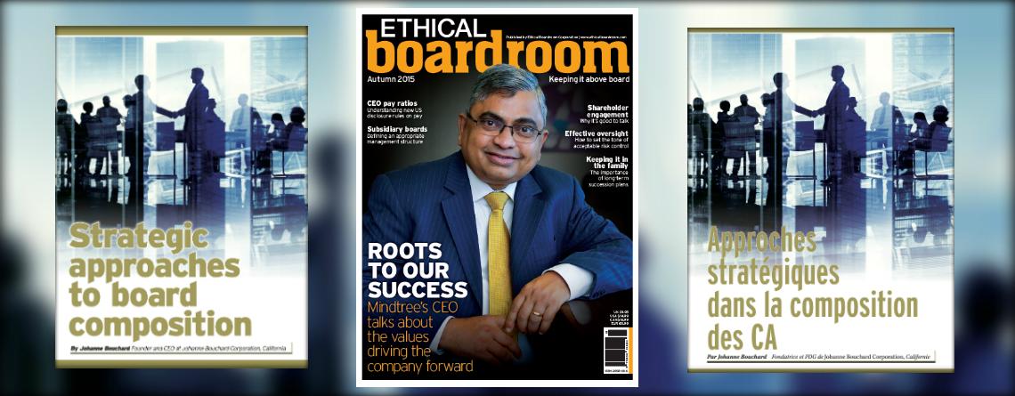 johanne bouchsrd ethical boardroom