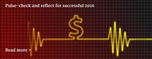 Pulse-check and reflect for successful 2016