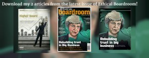 Ethical Boardroom Johanne Bouchard