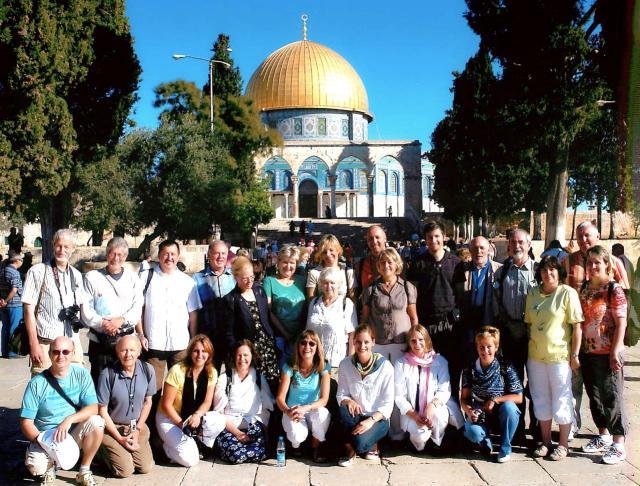 Rundreise Israel / Ägypten