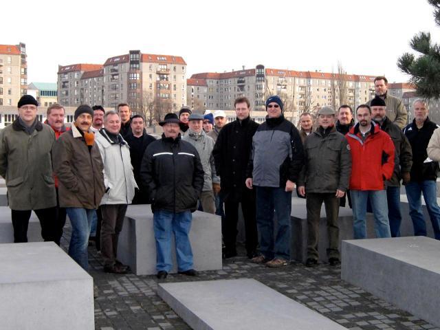 Jüdische Gedenkstätte Berlin