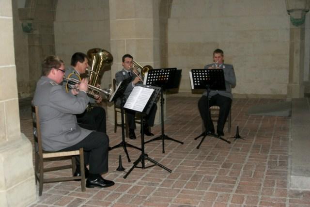 Quartett der Bundeswehr, WBK III, Erfurt.