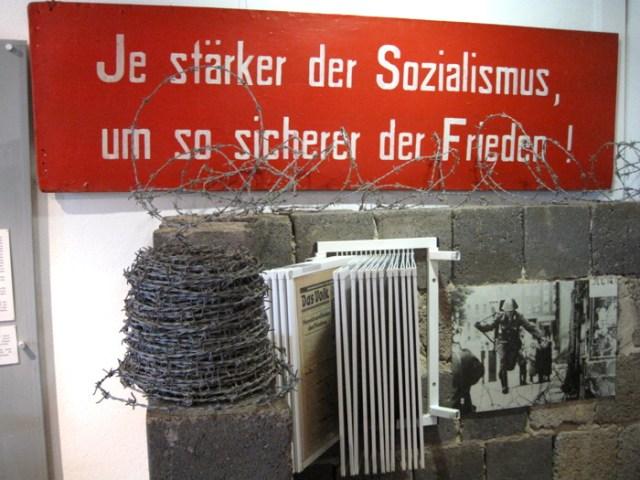 Besuch des Grenzlandmuseums Teistungen.