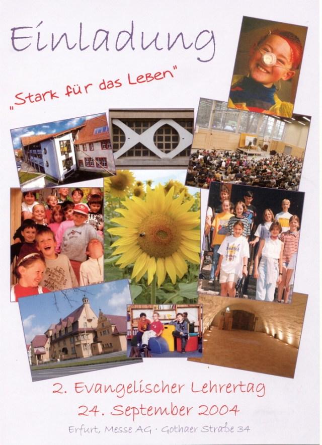 Evangelischer Lehrertag 2004