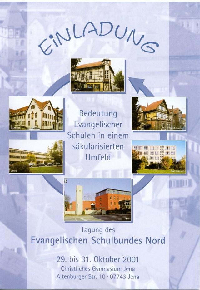 Einladung Schulbund Nord