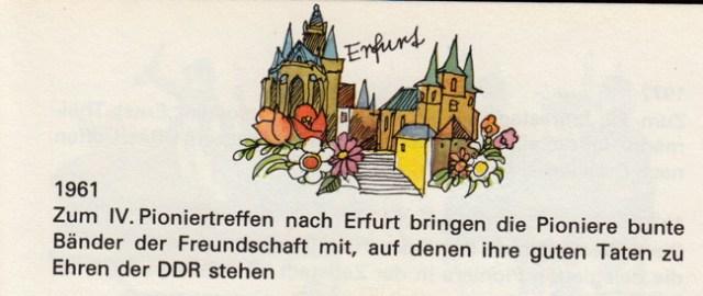Pioniertreffen Erfurt 1961