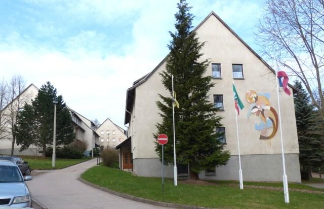 Ehemaliges Pionierferienlager Reinhardsbrunn