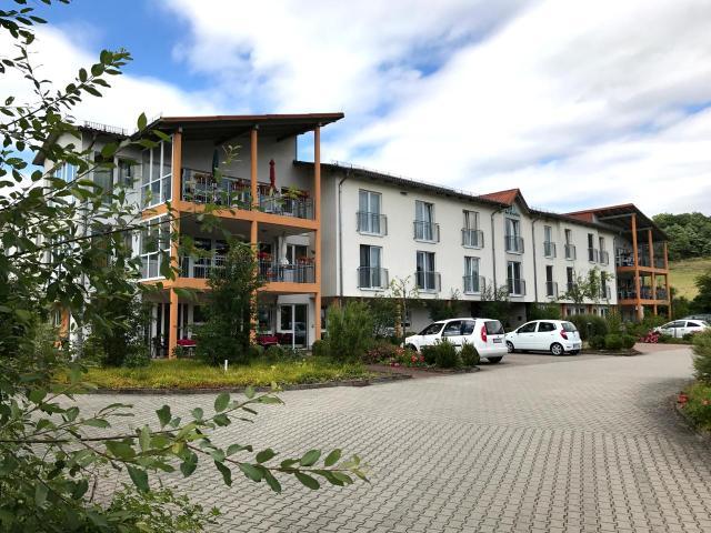 Die ehemalige Grenz-Kaserne wurde nach 1990 zum Altersheim umgebaut.