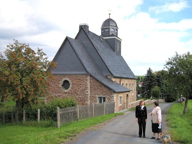 Christuskirche Waffenrod-Hinterrod
