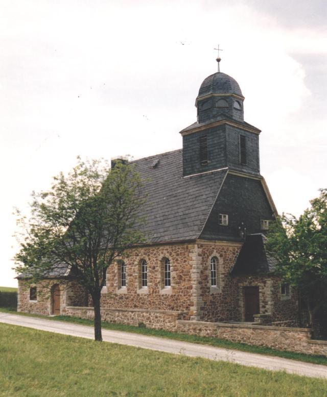 Kirche Waffenrod-Hinterrod