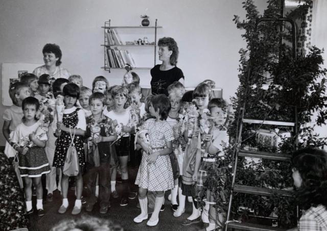 Kindergarten Crock 1988