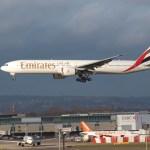 Boeing 777 - Emirates