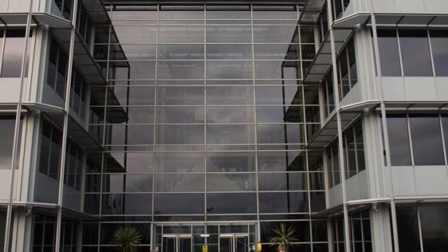 CAA Entrance - Gatwick