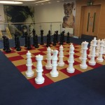 Ryanair Giant Chess