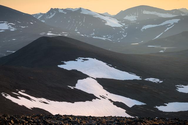 Utsikt från Kåkitjårro