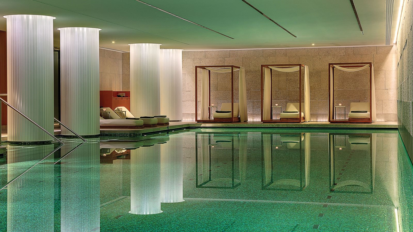 Bulgari Hotel London Hotel Luxury Spa Cond Nast