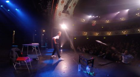 audience throw kristianstad
