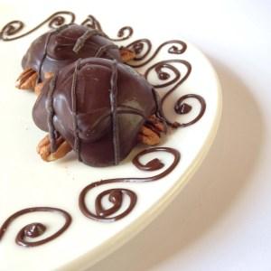 Dark Chocolate Turtle