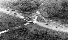 Vietnam War Bridge Destruction