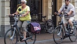 The Age-Friendly City