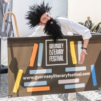 The Guernsey Literary Festival 2017 - Roahl Dahl family event.