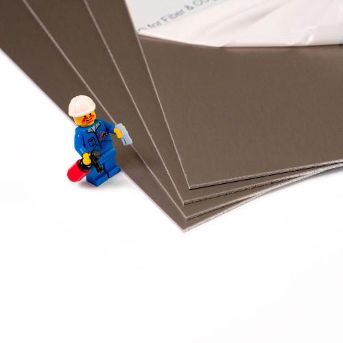 eloxierte anti fingerabdruck aluminiumplatte