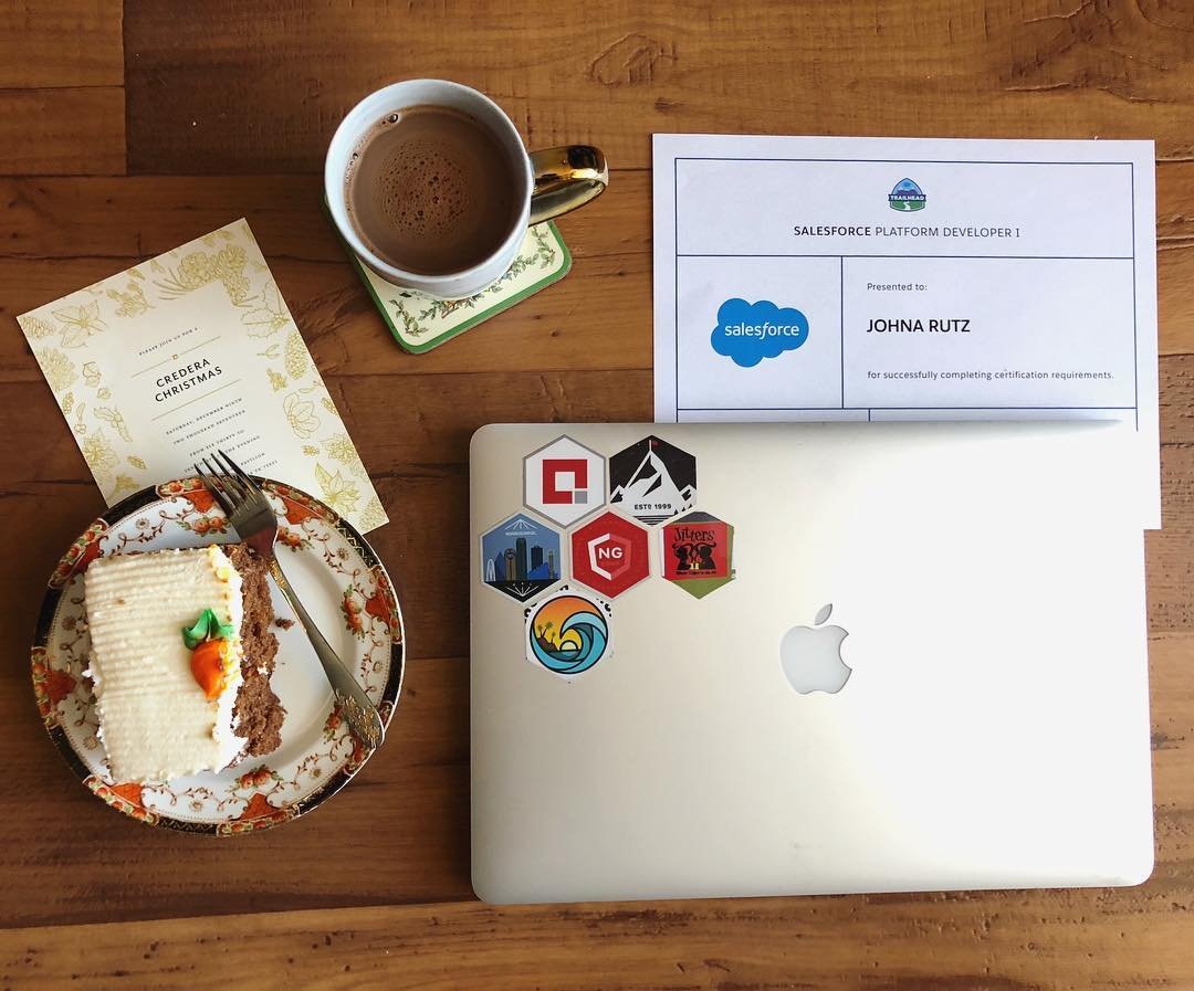 Salesforce Platform Developer 1 Certification: A Retrospective