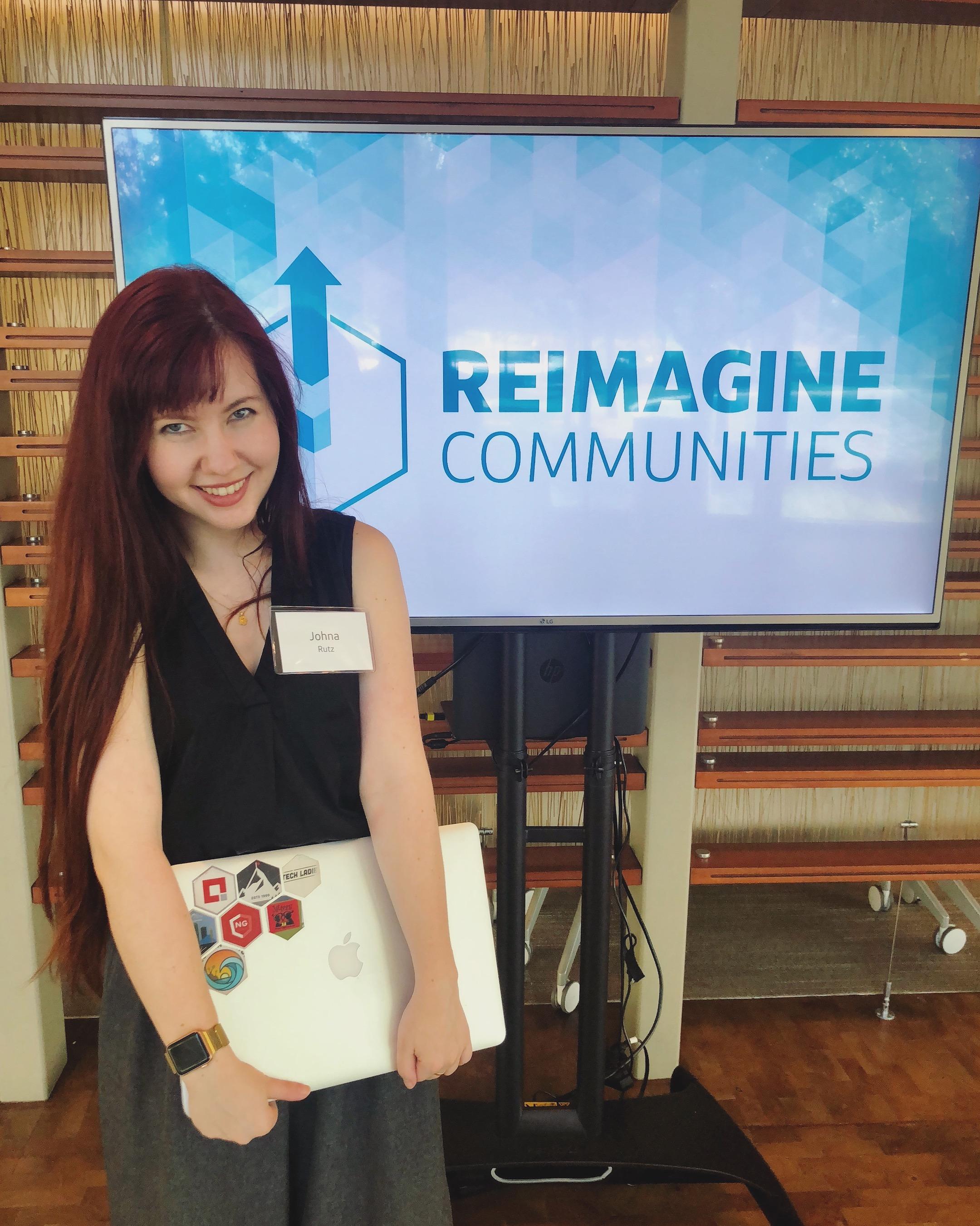 #Developer: Reimagine Communities Symposium 2018